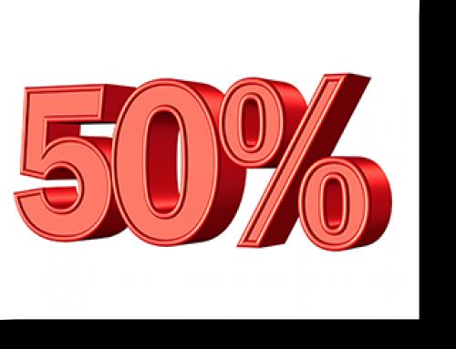 Redução de 50% em todo o fardamento