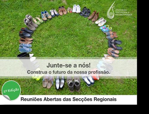 Reuniões Abertas das Secções Regionais