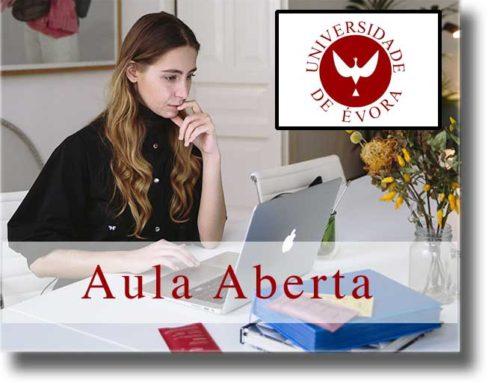 NOVA – Aula Aberta – Universidade de Évora